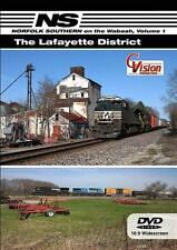Norfolk Southern on the Wabash Volume 1 The Lafayette District DVD Cvision