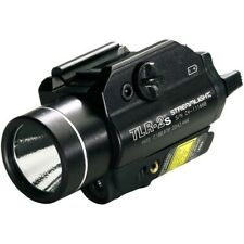 StreamlightTlr-2s Strobing Rail-Mounted Tactical Light with Red Laser