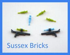 6x BRUNO ROSSASTRO Zaino Borsa per i soldati dell/'esercito imperiale indiana NUOVO LEGO