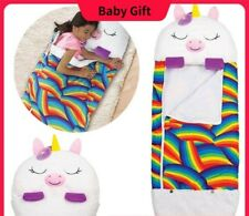 Happy Nappers Sleeping Bags Baby Children Kids Unicorn Animal Cartoon Warm Sack