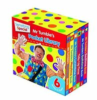Something Special: Mr Tumble's Pocket Library Board book * Brand New * Fast Del