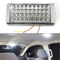 1Pc New 36 LED Car Dome Roof Ceiling Reading Interior White Light Lamp DC 12V