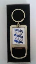 Birmingham City metal bottle opener keyring. Ideal gift for Christmas