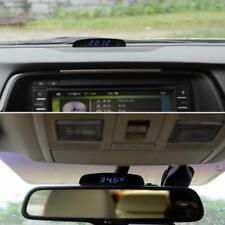 tableau de bord de voiture lcd affichage numérique électronique horloge