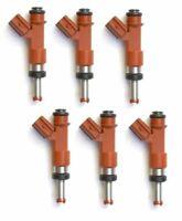 6 FUEL INJECTORS for TOYOTA RAV 4 GSA33 2GRFE 3.5L V6 07-13 UPGRADE