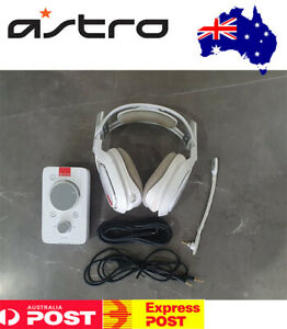 ASTRO A40 GEN2 Gaming Headset + MixAmp Pro TR GEN2