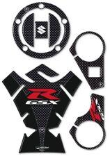 Kit Autocollant 3D Protections Compatible Moto Suzuki Gsxr 1000 à Partir De 2009