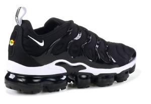 Nike Air VaporMax Plus Black/White Shoes Men's Sizes