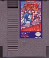 MEGAMAN 2 TWO MEGA MAN ORIGINAL NINTENDO GAME CLASSIC SYSTEM NES