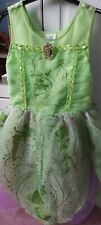 Disney Tinkerbell Girls Dress Up Age 7-8 Years
