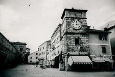 KOTTOR c. 1940 -  La Place et Tour de l'Horloge Yougoslavie - DIV 3330