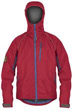 Zip Hip Length Hooded Raincoats for Men