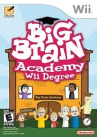 Big Brain Academy: Wii Degree - Nintendo  Wii Game