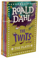 Roald Dahl The Plays - 6 Book Set by Roald Dahl - The Twits