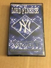 DJ Lord Finesse Out The Blue CLASSIC 90s NYC Hip Hop Cassette Mixtape Tape