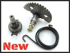 New Kick Start Gear + Idle Gear + Spring side cover Scooter 49 cc 50 cc TaoTao