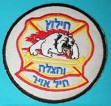 ISRAEL IDF IAF Air Force Rescue Unit Patch #0116