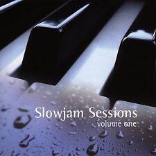 Slowjam Sessions V. 1 by JordanSegundo,NaturalVibe,Immij,..(CD2004 Rhythm Drive)