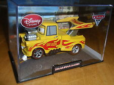 Disney Cars 2 DRAG STAR MATER Collector's Case Disney Store