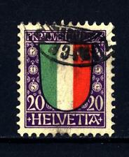 "SWITZERLAND - SVIZZERA - 1923 - ""Pro Juventute"". Stemmi cantonali: Neuchatel"