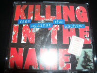 Rage Against The machine Killing In The Name Australian 3 Track CD Single