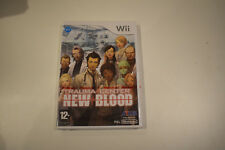 trauma center new blood nintendo wii neuf