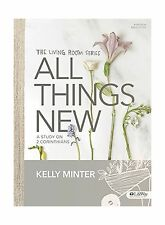 All Things New - Bible Study Book: A Study on 2 Corinthians (Li... Free Shipping