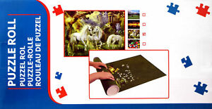 Euro Toys Europe - Puzzle Mat 1000 Pieces - Unicorns Jigsaw Rollable
