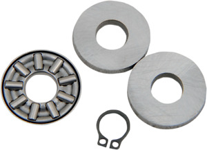 Eastern Motorcycle Clutch Pushrod Bearing Kit 87-19 Harley Dyna Touring Softail