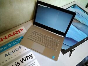 Ultrabook DELL INSPIRON 7437 avec quelques défauts