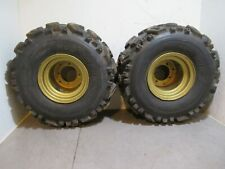 Honda ATC 250R Wheel Mud Shark 21x12-8 Tires Rear 81 #4