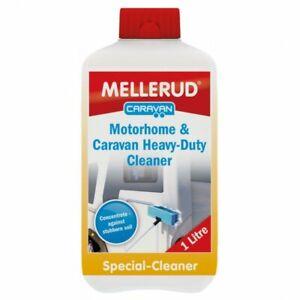 Mellerud Motorhome & Caravan Heavy Duty Cleaning Detergent Liquid 1 Litre
