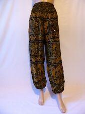 Harem Hippie Aladdin Yoga Festival Gypsy Boho Baggy Alibaba Pants Trousers