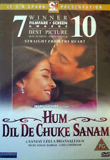 HUM DIL DE CHUKE SANAM  - NEW ORIGINAL SPARK BOLLYWOOD DVD - SALMAN KHAN