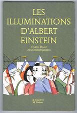 LES ILLUMINATIONS D'ALBERT EINSTEIN - LIVRE EN TRÈS BON ÉTAT