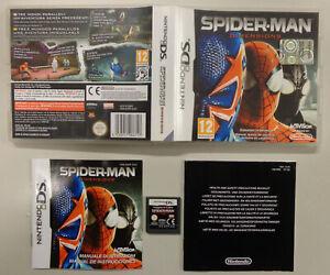 Console Game Gioco Play Nintendo DS ITALIANO Activision  Spider-Man Dimensions