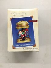 Hallmark Keepsake 2002 Kris and the Kringles Collector Ornament 2nd in Series