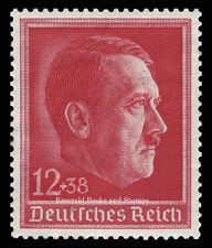 EBS Germany 1938 Hitler's 49th Birthday Michel 664 MH*