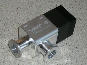 VAT KF16 hi vacuum compressed air bellows poppet valve