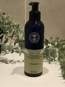 Neals Yard Remedies , DEFEND + PROTECT HAND WASH 185ml RRP £7