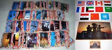DESERT STORM TOPPS SERIES 2 CARD COMPLETE SET LOT 88 CARDS 11 STICKERS NICE