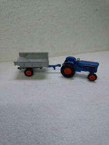 matchbox Lesney king size K-11 fordson trackter and trailer