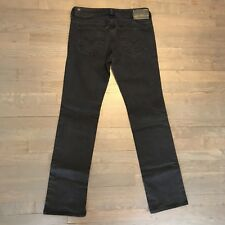 DIESEL INDUSTRY RONHAR Low Rise Stretch Bootcut Denim Jeans Woman's Size 26