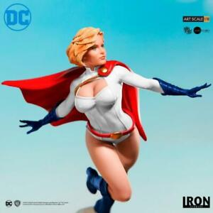 Iron Studios DCCDCG16819-10 1/10th Scale Power Girl Female Action Figure Toy