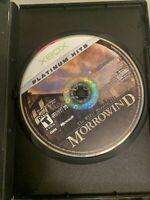 The Elder Scrolls III:Morrowind(Pre-Skyrim)Platinum Hits Edition Xbox Disc Only!