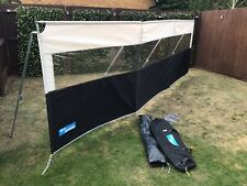 KAMPA PRO 3 PANEL WINDBREAK ( Not Air ) Collection Only