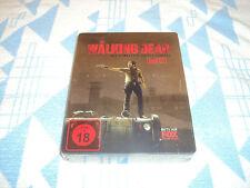 The Walking Dead Die dritte Staffel  Uncut/Steelbook [Blu-ray] NEU OVP