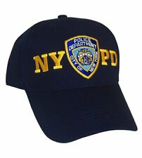 Authentic Official NYPD Baseball Cap - New York City Police Department