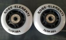 RIPSTIK RIPSTICK SKATE SURFER 76mm 88a REPLACEMENT WHEELS + ABEC 9 BEARINGS
