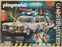 *Brand New* Playmobil Ghostbusters White Hurst Playset 79pc #9220